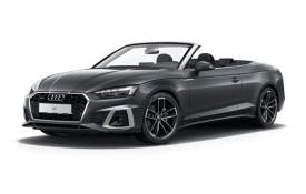Audi A5 Convertible 40 Cabriolet quattro 2Dr 2.0 TDI 204PS Vorsprung 2Dr S Tronic [Start Stop]