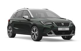 SEAT Arona SUV SUV 1.0 TSI 110PS XCELLENCE 5Dr Manual [Start Stop]