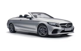 Mercedes-Benz C Class Convertible C220 Cabriolet 2.0 d 194PS AMG Line Night Edition 2Dr G-Tronic+ [Start Stop] [Premium Plus]