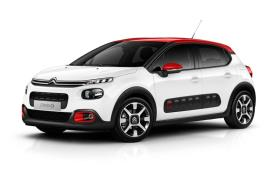 Citroen C3 Hatchback Hatch 5Dr 1.2 PureTech 110PS Shine Plus 5Dr EAT6 [Start Stop]