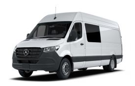 Mercedes-Benz Sprinter Crew Van 314 L4 3.5t 2.1 CDi RWD 143PS Premium Crew Van High Roof Manual [Start Stop]