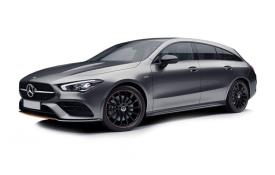 Mercedes-Benz CLA Estate CLA250e Shooting Brake 1.3 PiH 15.6kWh 218PS AMG Line Premium 5Dr 8G-DCT [Start Stop]