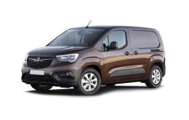 Vauxhall Combo Van Cargo L2 2300 1.5 Turbo D FWD 100PS Limited Edition Nav Van Manual [Start Stop]