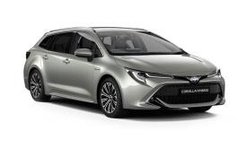 Toyota Corolla Estate Touring Sports 2.0 VVT-h 184PS Icon Tech 5Dr CVT [Start Stop]