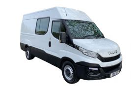 Iveco Daily Crew Van 35C 3520L DRW 2.3 D HPI 12V DRW 116PS  Crew Van High Roof Manual [Start Stop]