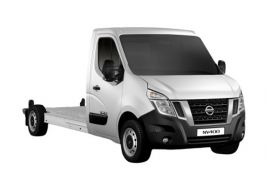 Nissan NV400 Chassis Cab L3 35 FWD 2.3 dCi FWD 135PS Acenta Chassis Cab Manual