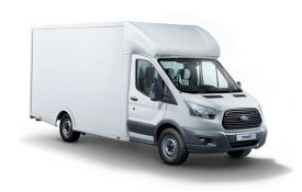 Ford Transit Luton 350 L3 2.0 EcoBlue FWD 170PS Leader Luton Manual [Start Stop] [Skeletal Low Floor]
