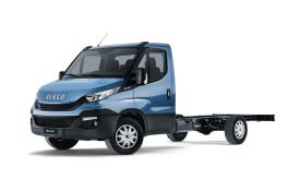 Iveco Daily Chassis Cab 35C 3750 DRW 2.3 D HPI 12V DRW 116PS Business Chassis Cab HiMatic [Start Stop]