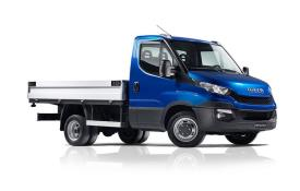 Iveco Daily Dropside Double Cab 35C 3450 DRW 2.3 D HPI 14V DRW 136PS Business Dropside Double Cab Manual [Start Stop]