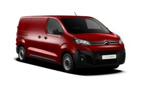 Citroen Dispatch Van XS 1400Kg 2.0 BlueHDi FWD 120PS Enterprise Van Manual [Start Stop]