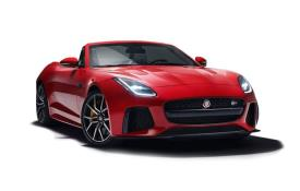 Jaguar F-TYPE Convertible Convertible 5.0 V8 450PS R-Dynamic 2Dr Auto [Start Stop]