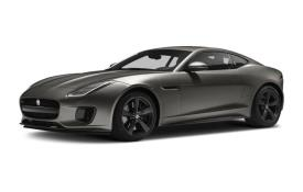 Jaguar F-TYPE Coupe Coupe AWD 5.0 V8 575PS R 2Dr Auto [Start Stop]