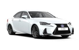 Lexus IS Saloon 300 Saloon 2.5 h 223PS F-Sport Limited Edition 4Dr E-CVT [Start Stop] [Premium]
