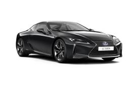 Lexus LC Coupe 500 Coupe 5.0 V8 464PS Sport 2Dr Auto [Manhattan Orange HUD Levinson]