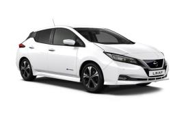 Nissan Leaf Hatchback Hatch 5Dr Elec 62kWh 160KW 217PS e+ N-Connecta 5Dr Auto [ProPILOT]