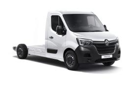 Renault Master Platform Cab LWB 35 FWD 2.3 dCi ENERGY FWD 150PS Business Platform Cab Manual [Start Stop]
