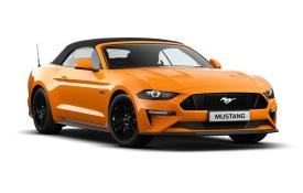 Ford Mustang Convertible Convertible 5.0 V8 450PS GT 2Dr SelShift [Custom Pack 4]