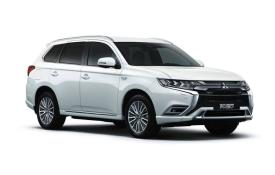 Mitsubishi Outlander SUV PHEV SUV 2.4 h TwinMotor 13.8kWh 224PS Exceed 5Dr CVT [Start Stop]