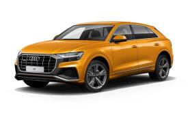 Audi Q8 SUV 55 SUV quattro 5Dr 3.0 TFSI V6 340PS Black Edition 5Dr Tiptronic [Start Stop] [Comfort Sound]