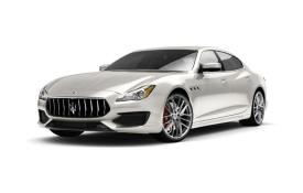 Maserati Quattroporte Saloon Saloon 3.0 V6 430PS S GranSport 4Dr ZF [Start Stop] [Nerissimo]