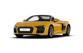 Audi R8 Convertible Spyder Convertible 5.2 FSI V10 540PS  2Dr S Tronic [Start Stop]