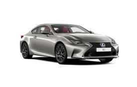 Lexus RC Coupe F Coupe 5.0 V8 463PS Track Edition 2Dr Auto