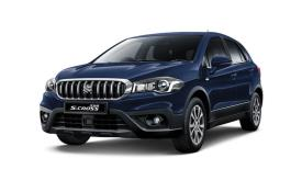 Suzuki S-Cross SUV SUV 1.4 Boosterjet MHEV 129PS SZ5 5Dr Manual [Start Stop]