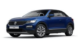 Volkswagen T-Roc Convertible Cabriolet SUV 2wd 1.0 TSI 115PS Design 2Dr Manual [Start Stop]