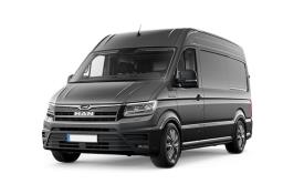 MAN TGE Van High Roof 3.140 3.5t Standard RWD 2.0 d RWD 140PS  Van High Roof Manual [Start Stop]