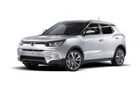 Ssangyong Tivoli SUV SUV 5Dr 1.5 P 163PS Ultimate 5Dr Auto [Start Stop]