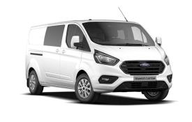 Ford Transit Custom Crew Van 300 L1 2.0 EcoBlue FWD 105PS Leader Crew Van Manual [Start Stop] [DCiV]