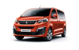 Peugeot Traveller MPV Standard 5Dr 2.0 BlueHDi FWD 150PS Allure MPV Manual [Start Stop] [8Seat]