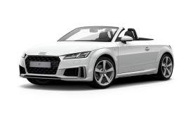Audi TT Convertible 40 Roadster 2.0 TFSI 197PS S line 2Dr S Tronic [Start Stop]
