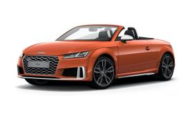 Audi TT Convertible 45 Roadster quattro 2.0 TFSI 245PS Black Edition 2Dr S Tronic [Start Stop]