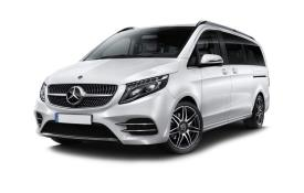 Mercedes-Benz V Class MPV V220 Extra Long 5Dr 2.0 d 163PS AMG Line 5Dr G-Tronic+ [Start Stop] [8Seat]