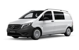 Mercedes-Benz Vito Crew Van 114 L3 FWD 1.7 CDi FWD 136PS Progressive Crew Van Manual [Start Stop] [PLUS]
