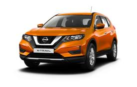 Nissan X-Trail SUV SUV FWD 1.3 DIG-T 160PS N-Connecta 5Dr DCT Auto [Start Stop] [5Seat]