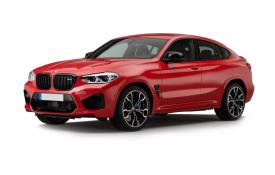 BMW X4 SUV M40 xDrive SUV 3.0 d 326PS  5Dr Auto [Start Stop]